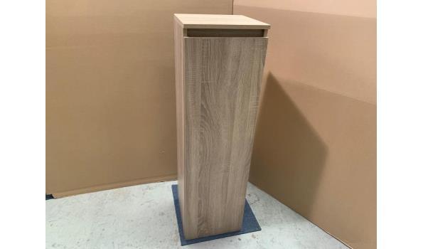 Design hang kolom kast softclose 120x35x34cm