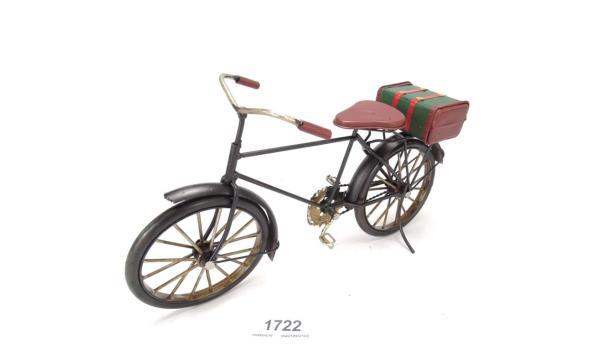 Blikken fiets