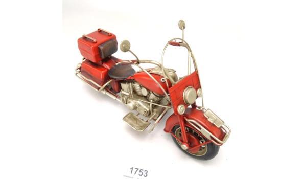 Blikken motor