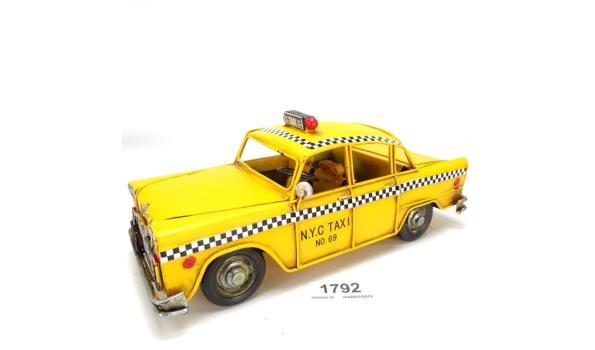Blikken Yellow Cab