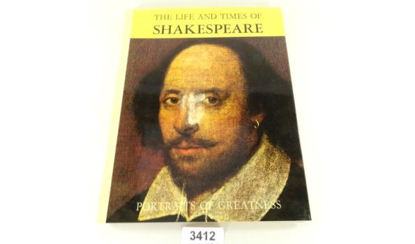 The life and times of Shakespeare