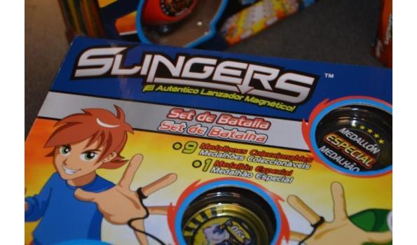 Slingers - aantal 12 stuks