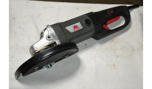 Top Craft elektrische haakse poetsmachine