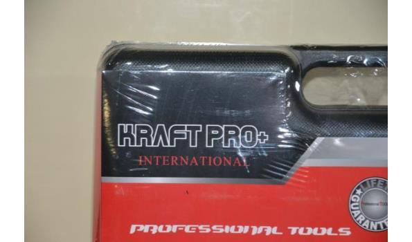 Kraft Pro dopsleutelset, 94dlg