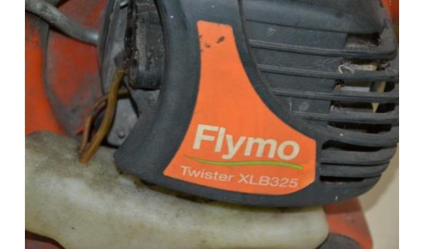 Flymo benzine bladblazer type Twister XLB325