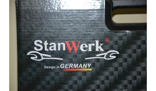 StanWerk accu haakse slijper type AG03
