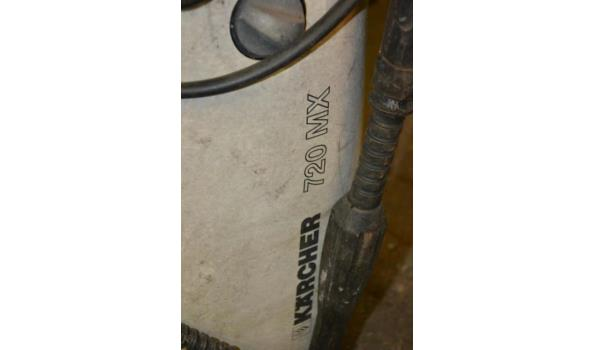 Karcher hogedrukreiniger type 720 DX