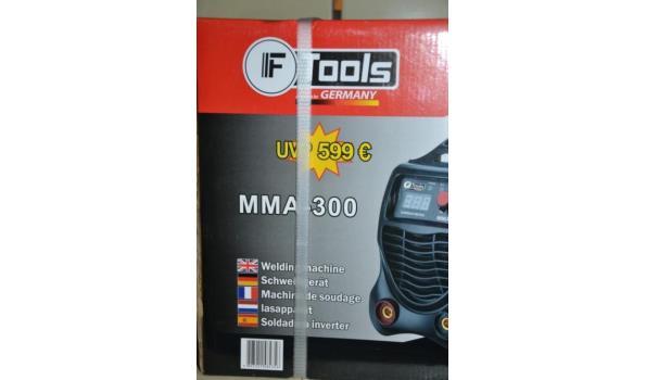 F-Tools lasapparaat type MMA-300