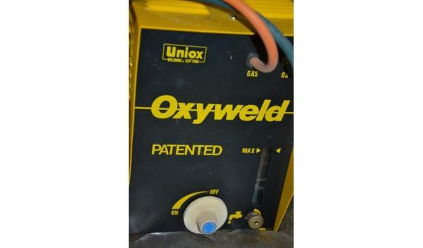 Uniox lasapparaat