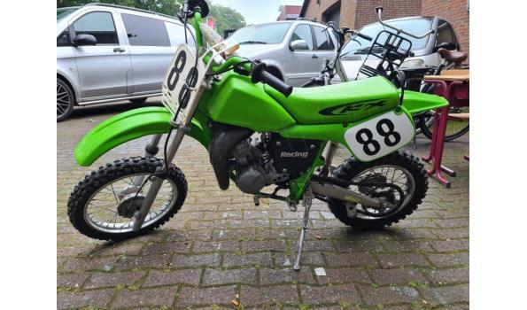 Mini Crossmotor - Kawasaki |Semi automaat | 65 CC