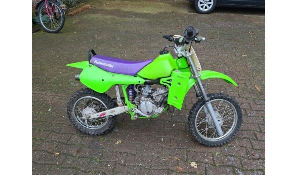 Mini Crossmotor - Kawasaki 65 CC