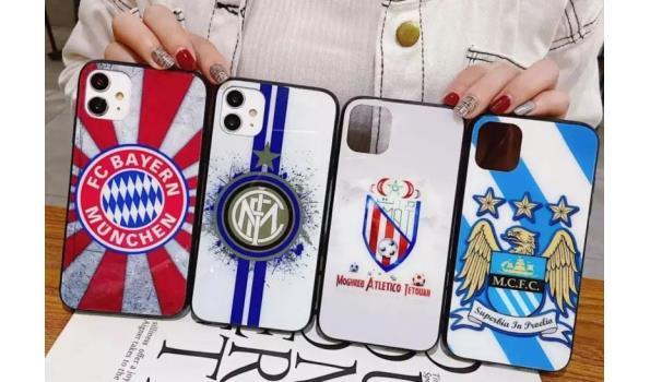 IPhone Hoesjes -  Top Voetbalclubs Diverse