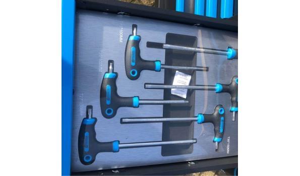SG Tools gereedschapswagen JUMBO