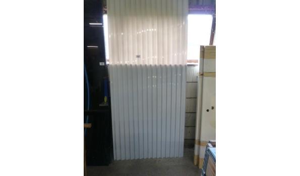 Pvc dakplaten - 110 x 260 cm