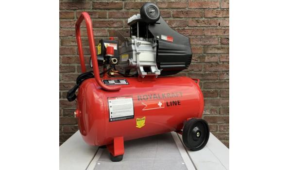 Royalkraft line RL-50L compressor