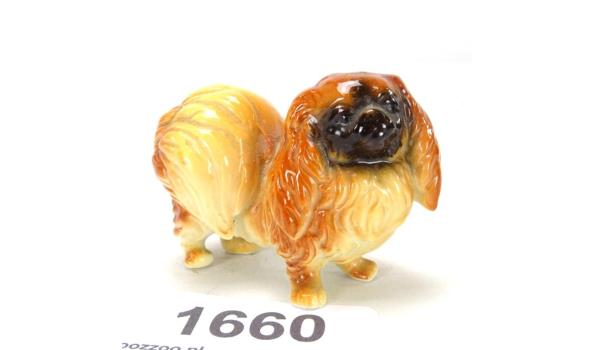 Porselein hond
