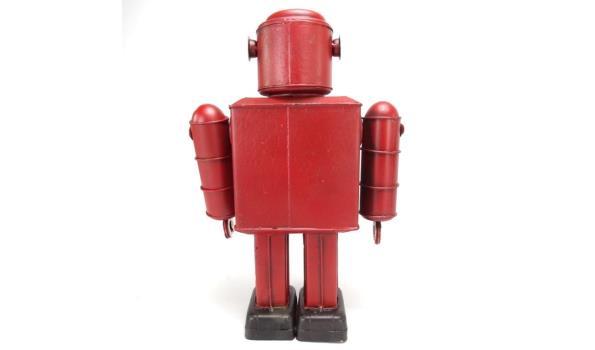 Blikken robot