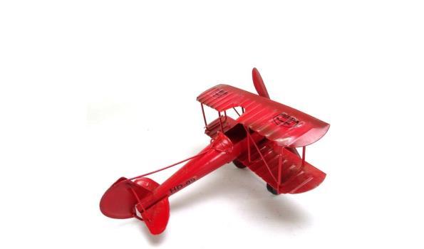 Blikkenvliegtuig