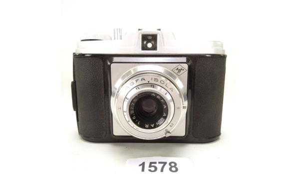 Agfa Isola vintage camera