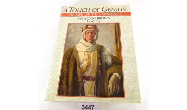 The life of T.E. Lawrence