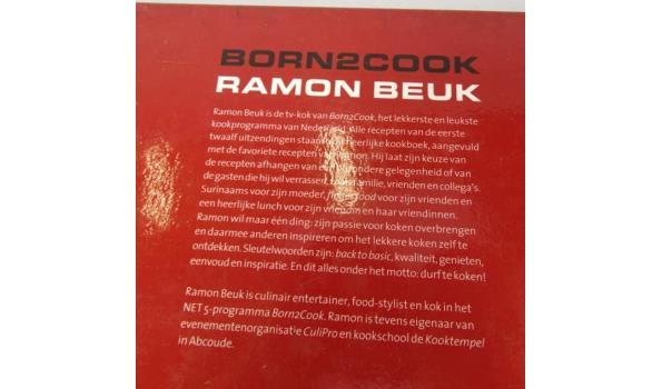 Ramon Beuk. Born 2 cook