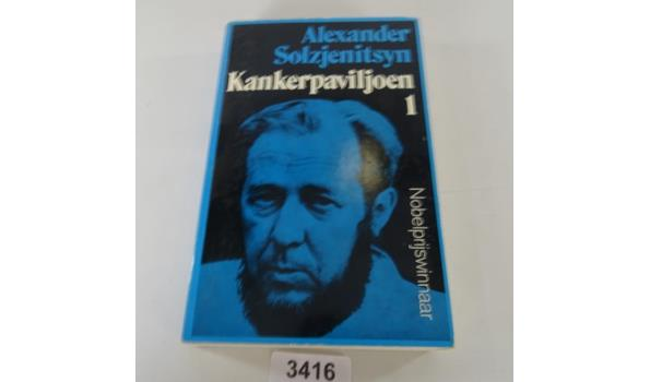 Alexander Solzjenitsyn. Kankerpavilioen 1