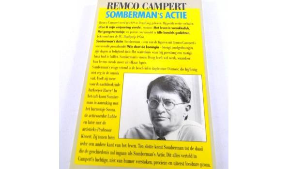 Remco Campert. Somberman