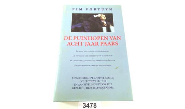 Pim Fortuyn. De puinhopen van acht jaar paars