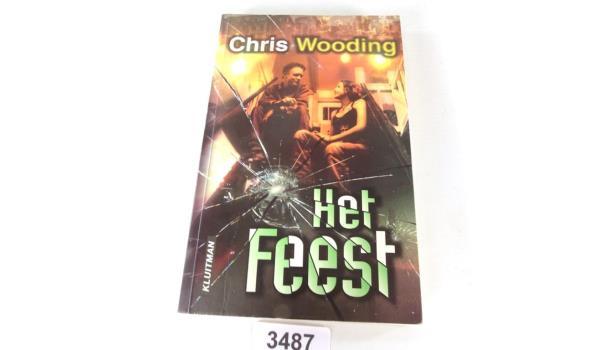 Chris Wooding. Het feest