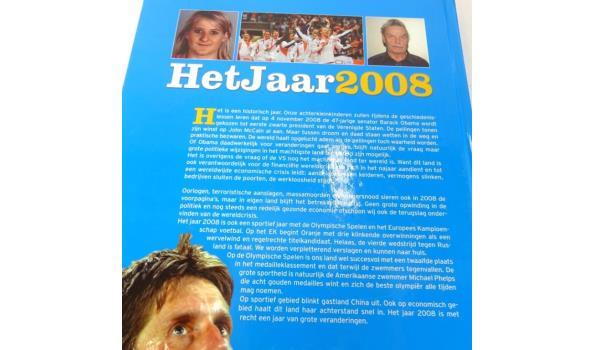 Het jaar 2008