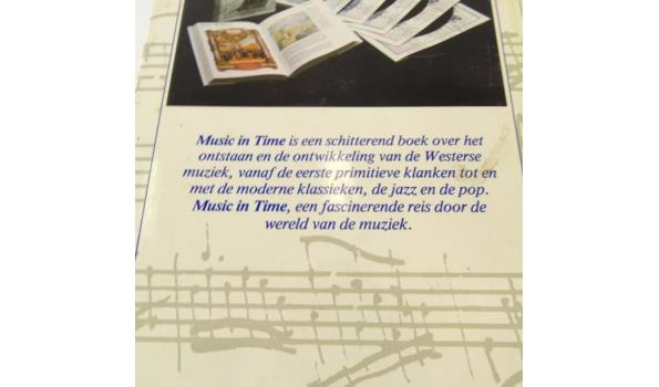 James Calways music in time