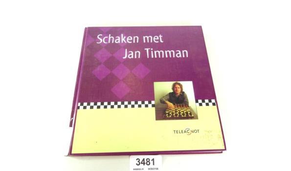 Schaken met Jan Timman