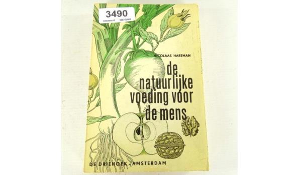 De natuurlijke voeding van de mens