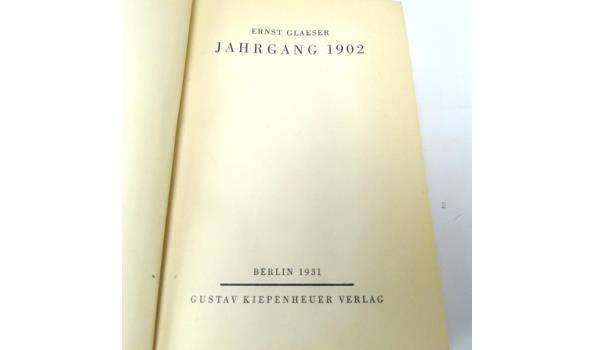 Ernst Glaser Jahrgang 1902