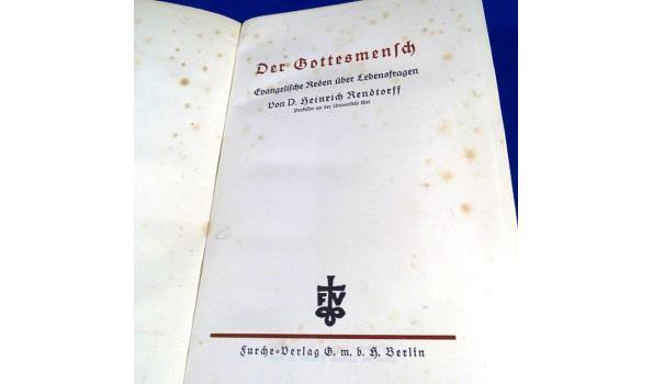Der Gottesmensch (19de eeuw)
