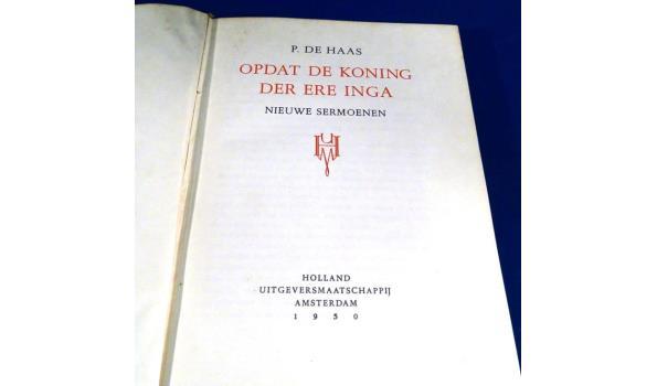 Opdat de Koning der ere inga (1950)