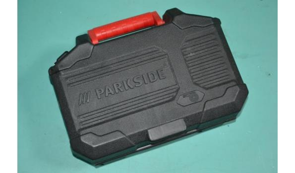 Dremel accessoires kit - Parkside