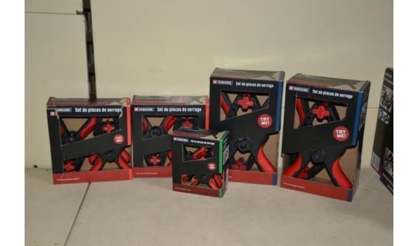 Klemmenset - 5 pakketten