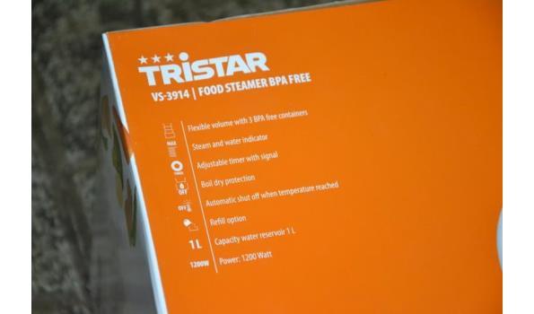 Voedselstomer 11 Liter - Tristar VS-3916