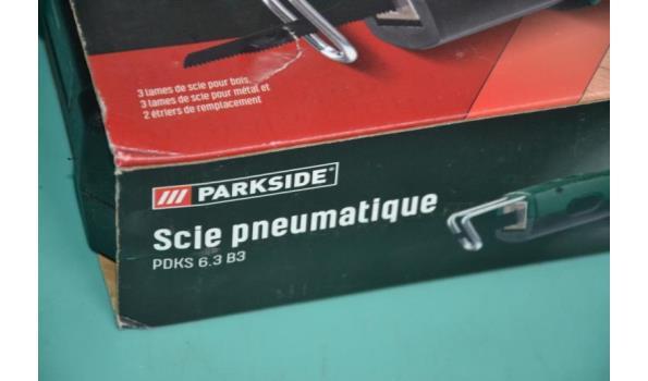 Perslucht zaag - Parkside PDKS 6.3 B3