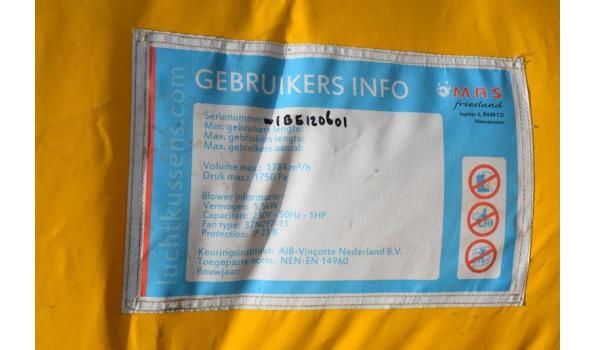 "Mas Friesland springkussen ""Gorilla"""