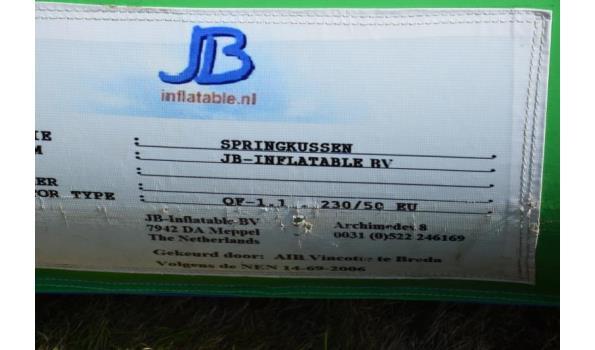 "JB springkussen ""Jungle"""