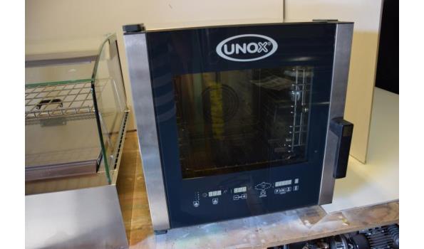 Unox hetelucht-oven model XVC204