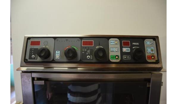 Unox combi-steamer model XVT203G
