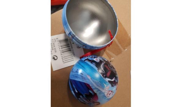 Disney frozen kerstballen ca. 200 stuks