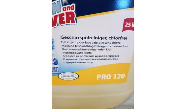 Professional Clean and clever pro 120