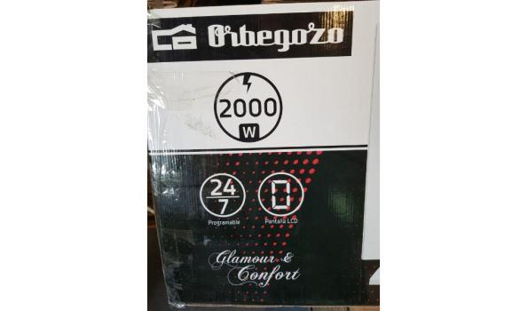 Orbegozo elektrische heater - REH2000