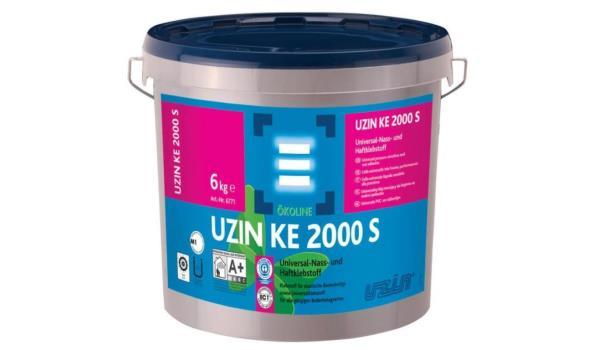 PVC vloeren toebehoren, lijm, 3x