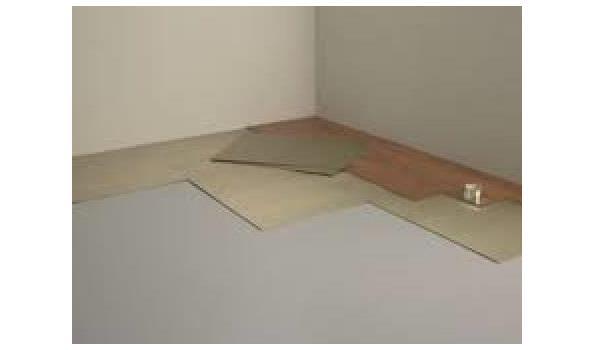 Ondervloer Steico silent+, 10dB, 18,6m2