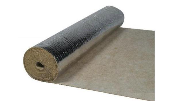 Ondervloer Rubber, 10dB, 60m2